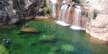 Canyoning - Bavella - Corse du Sud