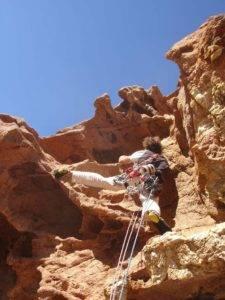 escalade en corse du sud, porto-vecchio et Bavella avec Xtremsud Canyon