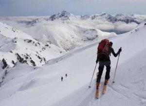 Ski avec xtremsudcanyon en Corse