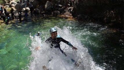 Xtremsud Canyon - activités de Canyoning en Corse du Sud, Porto-Vecchio et Bavella