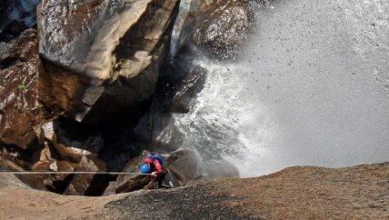 Canyoning et escalades avec xtremsudcanyon en Corse