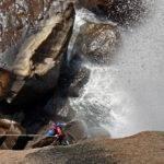 Escalades et sensations fortes avec Xtremsudcanyon - canyoning en Corse
