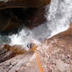 Parcours de canyoning à Pulischellu avec Xtremsudcanyon