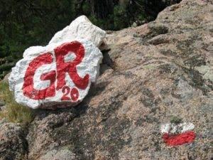 GR20, parcours de randonnée avec Xtremsudcanyon