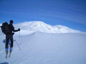 Ski randonnée en corse