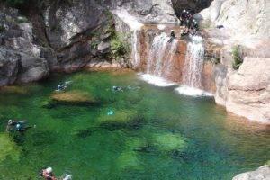 Découvrez le canyon de la Vacca en Corse avec xtremsudcanyon